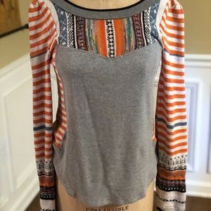 Free People Knit Sweater Top